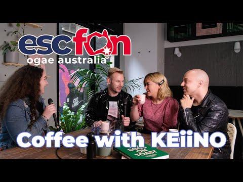 Coffee With KEiiNO
