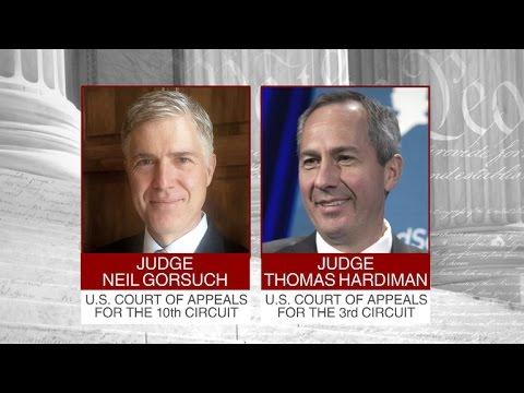 Tonight: President Trump announces Supreme Court pick