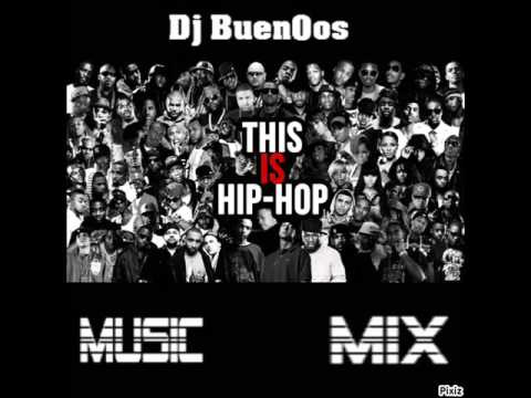 Hip Hop Electro House Bounce Dance Music Mix - Dj BuenOos