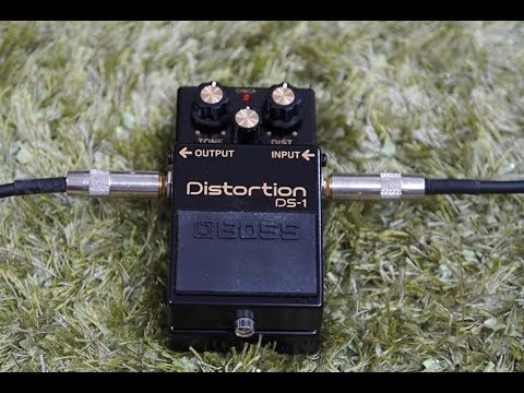 DS-14A 40th Anniversary Compact Pedal : Unbox/QuickTest by Peter Sow