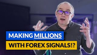 Can You Make A Living In Forex Signal Copying!? Is It Possible?!