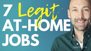 Download Video 7 Legit At-Home Jobs (for moms, students, etc) 2019 MP3 3GP MP4