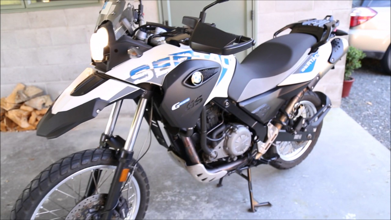 Now Sold Bmw G650gs Sertao 2017 For In Wellington New Zealand Feb