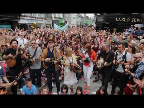 Galway Girl - Sharon Shannon, Mundy & Galway City