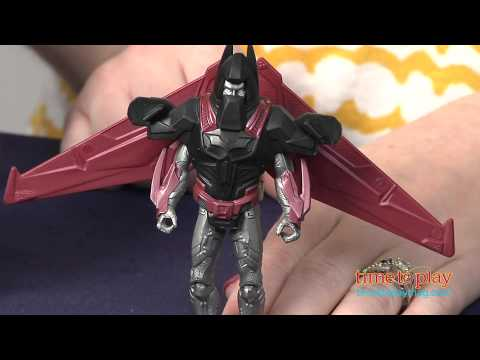 The Dark Knight Rises QuickTek Batman Action Figures from Mattel