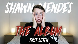 Shawn Mendes | The Album (First Listen) Video