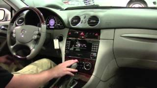 Mercedes-Benz CLK500--Chicago Cars Direct HD