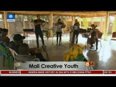 Focus On Creative Youths In Mali | Africa 54 |