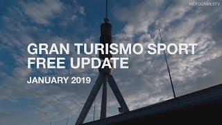 Gran Turismo Sport - Patch 1.32 (January Update) Trailer