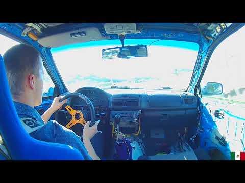 """GC8"" Subaru Impreza 2.5RS Driving Footage Testing SS brake lines"