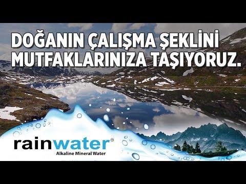 Doğal Su Arıtma Cihazı ve Su Arıtma Filtresi Rainwater Su Arıtma Cihazı