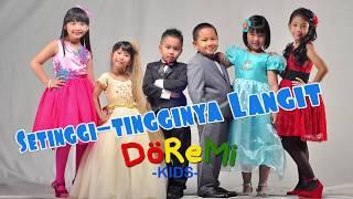 Download lagu Video Lagu Sekolah Minggu - Setinggi-tingginya Langit - Doremi Kids (official video klip)