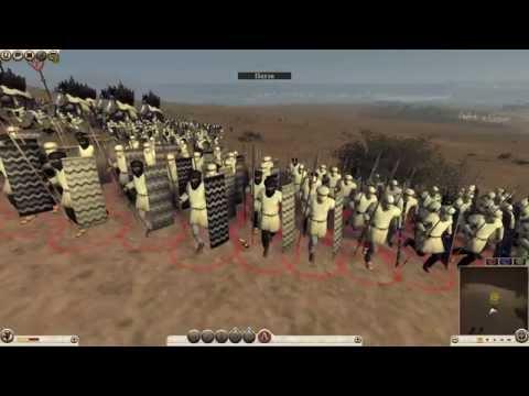 Установка мода  300 спартанцев на игру Total war rome 2(пиратка)!