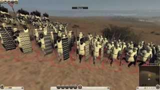 Установка мода '' 300 спартанцев'' на игру Total war rome 2(пиратка)!