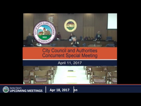 Council and Authorities Concurrent Special Meeting - 04-11-2017- Part 2