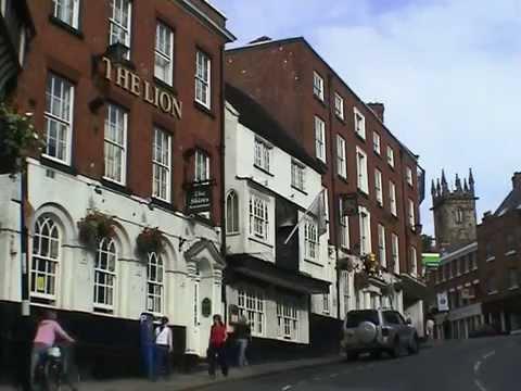Shrewsbury Shropshire