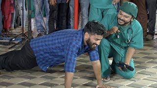 Udan Panam | Push-up target for a challenger..| Mazhavil Manorama