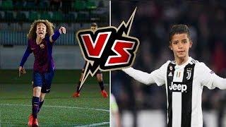 Cristiano Ronaldo'nun Oğlu VS Xavi Simons