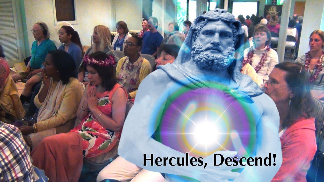 Song - Hercules, Descend!
