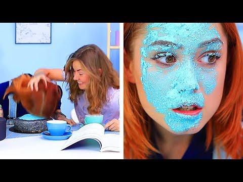 XXL und Mini Essbare Make-Up Ideen / Essbare Streiche!