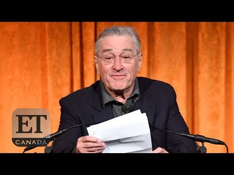 Robert De Niro Sounds Off On Donald Trump