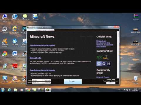 descargar titan minecraft launcher 3.6.1 gratis