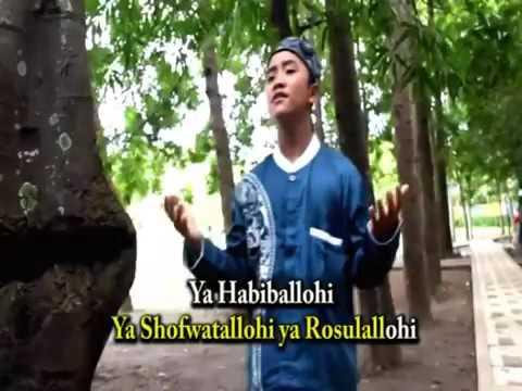 AHMAD YA HABIBI   Sholawat Anak Official Video