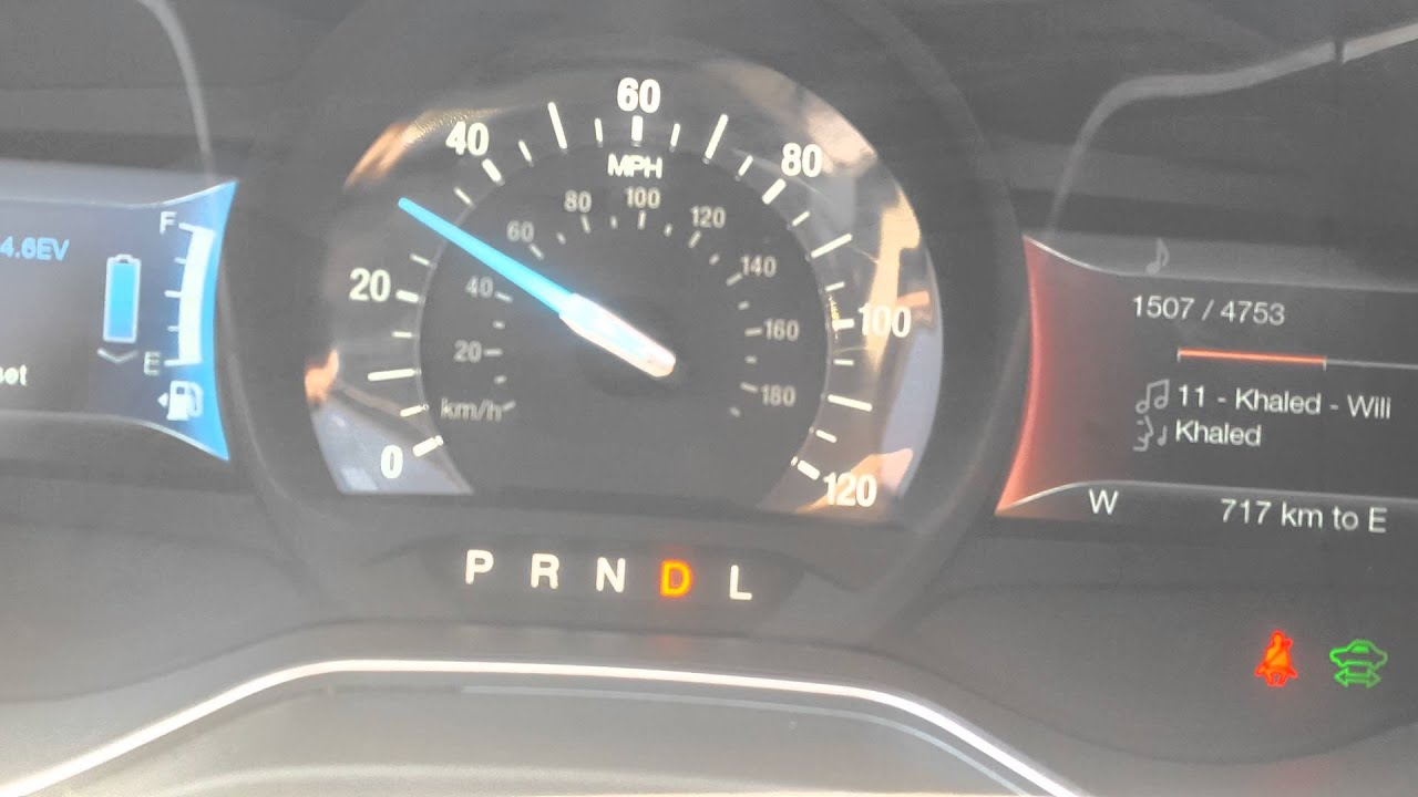 Ford Fusion Hybrid 2015 0 60 0 100 Acceleration