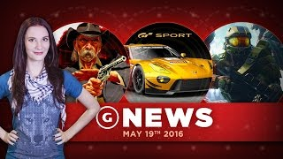 No New Take-Two Rockstar Game Until 2017 & Halo 5's Forge Coming To PC - GS Daily News