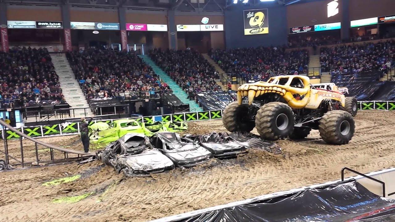 Monster Truck Demolition Tour