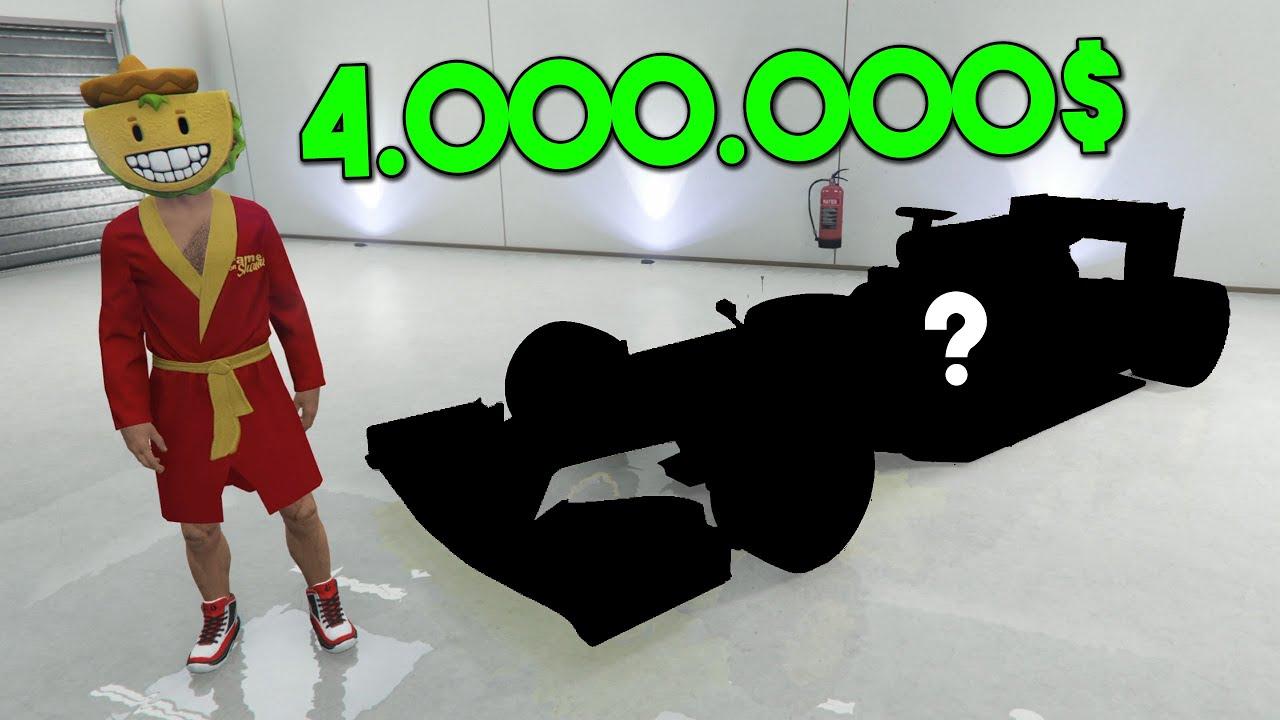 "NUEVO FORMULA 1!! +4.000.000$ ""BENEFACTOR BR8"" - GTA V ONLINE SUMMER SPECIAL"