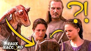 Les Erreurs (Galactiques ?) dans STAR WARS 1, 2, 3 et 6 - Faux Raccord