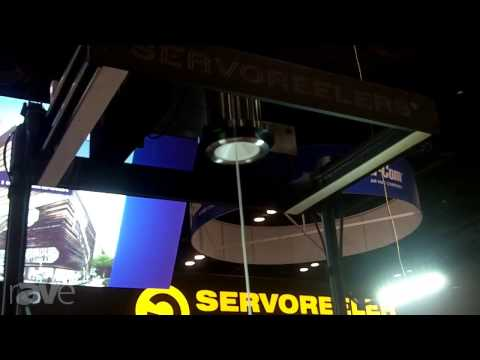 InfoComm 2013: Servoreeler Systems Manufactures Systems To Deploy Mics