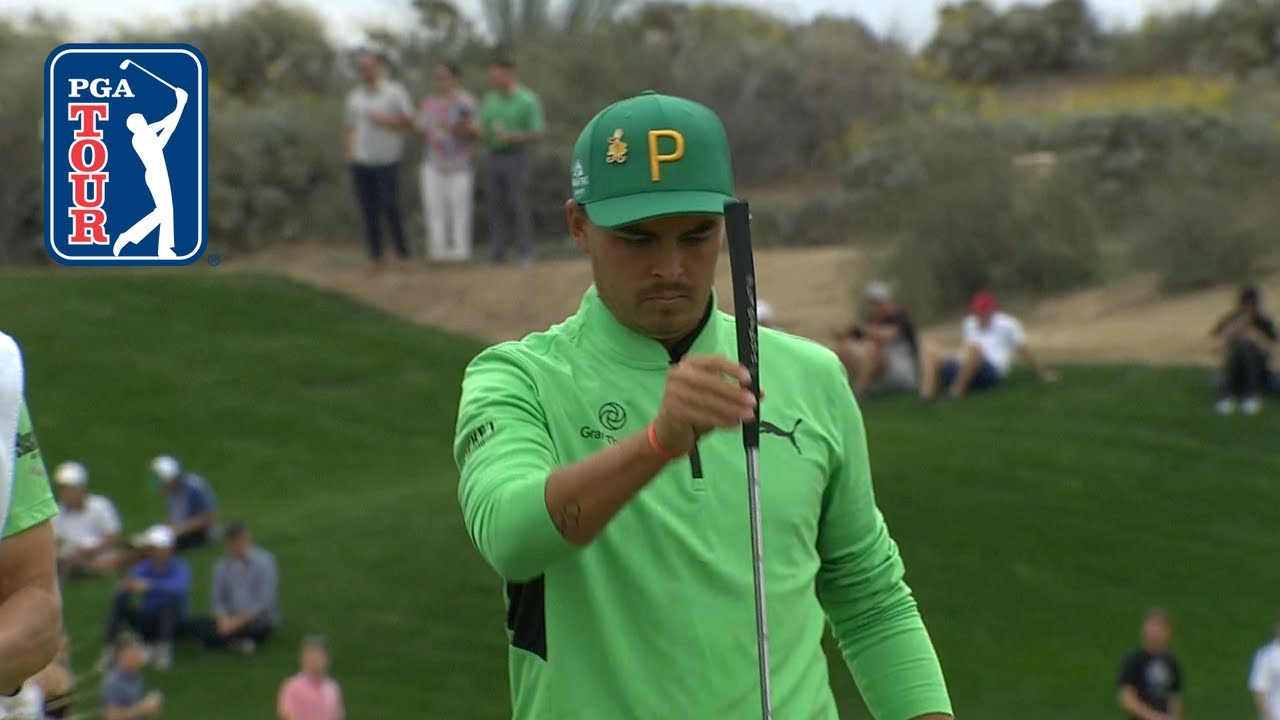 Rickie Fowler takes 4-shot lead into final round of Phoenix Open