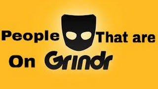 People That Are On Grindr | Augustine Silva