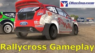 Rallycross iRacing Gameplay