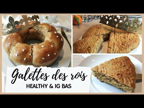 👑-galette-des-rois-ig-bas-et-healthy-:-2-recettes-faciles-(brioche-des-rois-et-galette-aux-amandes)