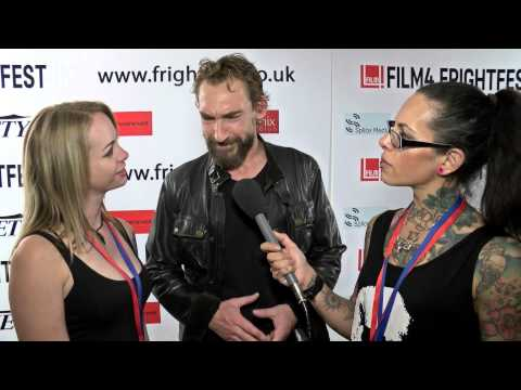 Film4 FrightFest 2015  Corin Hardy, Joseph Mawle And Michael McElhatton On The Red Carpet