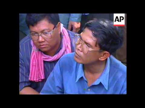 CAMBODIA: HUN SEN VISITS AGRICULTURAL PROJECT IN CAKEO PROVINCE