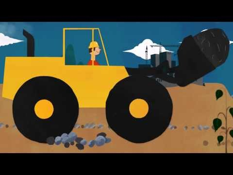 The Stoneage - mining and quarrying in 1-2-3