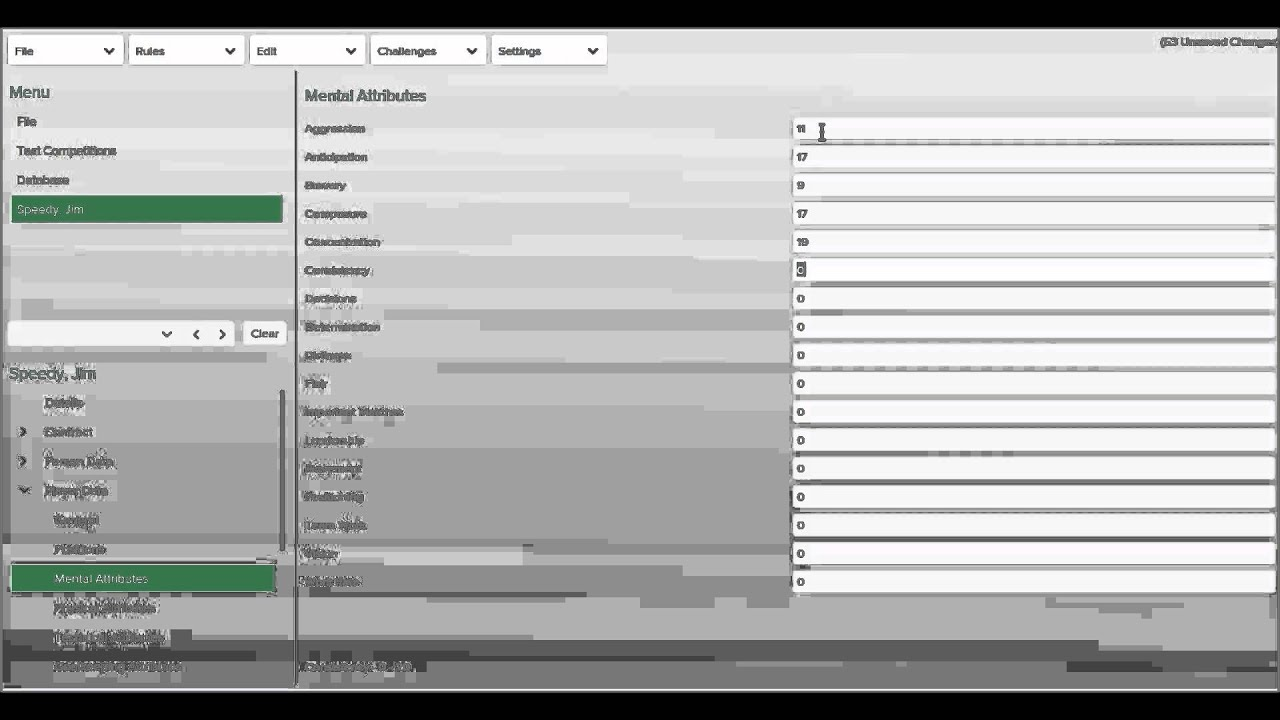 Football Manager 2015-Game Editor Tutorial Part 1-Players