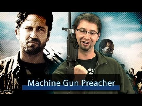 Machine Gun Preacher Review Movieology Youtube