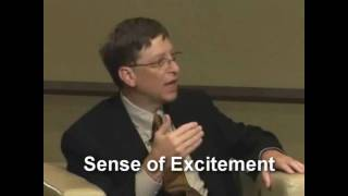 Download Video Bill Gates - Tips for Students MP3 3GP MP4