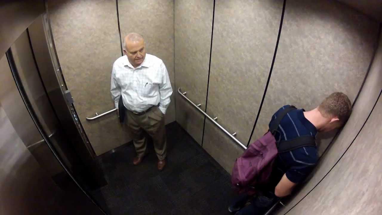 Awkward Elevator Youtube