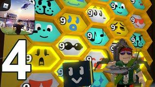 Roblox - Bee Swarm Simulator - Gameplay Walkthrough Part 4 (Android,iOS)