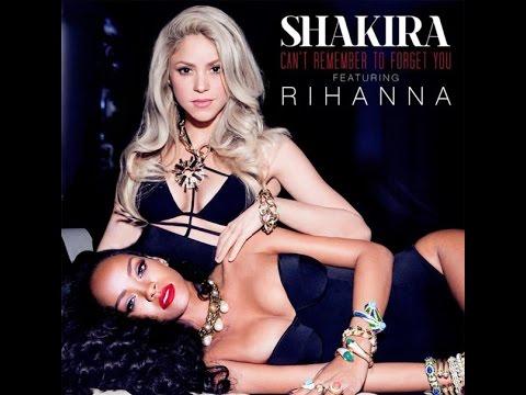 Can't Remember to Forget You - Shakira e Rihanna - Tradução (Legendado em Português - BR)