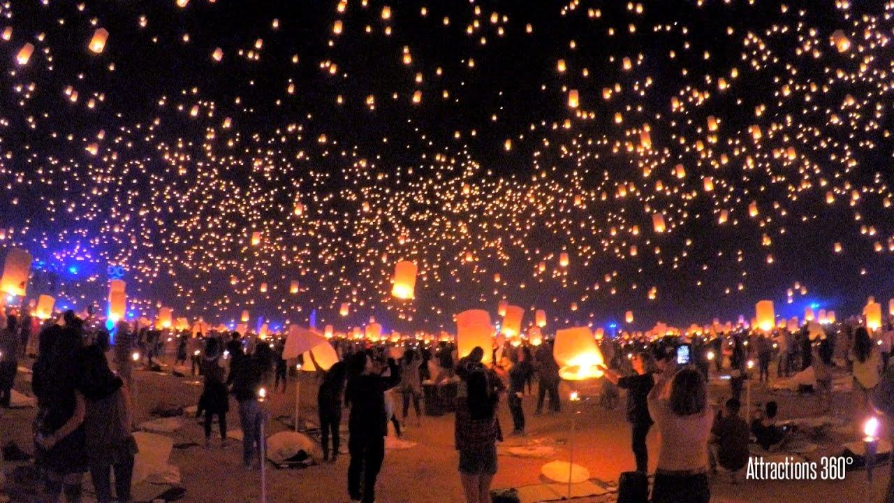 "RISE Lantern Festival - Tangled ""I See the Light"" in Real Life ... for Lantern Festival Tangled  110zmd"