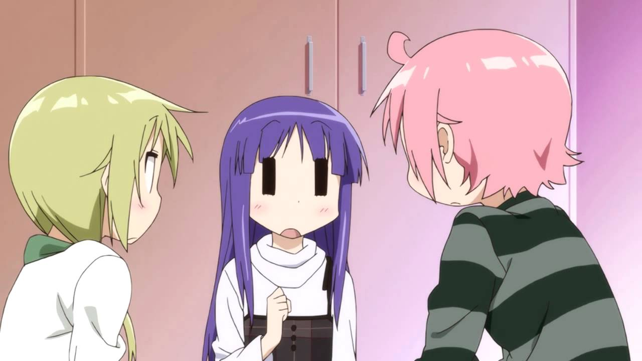Yuyushiki Episode 7 - Yui's Little Bean