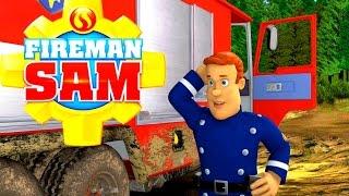 Пожарный Сэм 3 Fireman Sam Спасение Пожарный Сэм все серии подряд игр мультфильма FiremanSam Childre