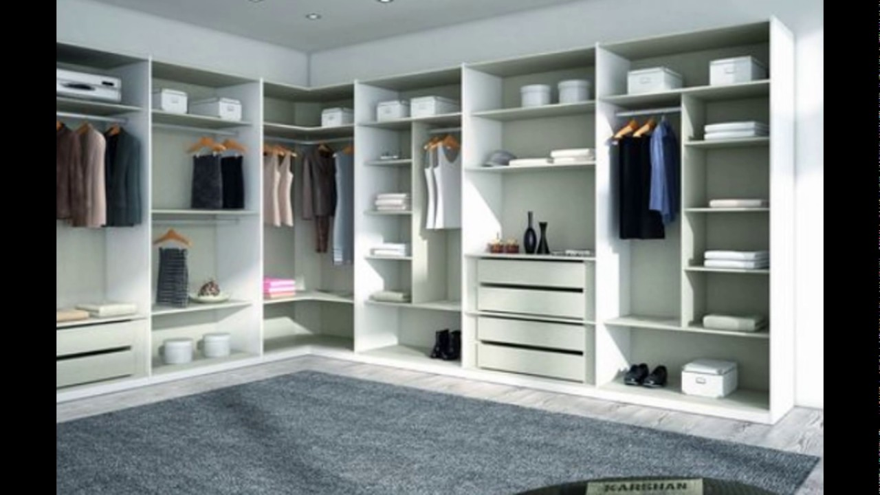 Closets modernos furniture 2018 youtube for Closet modernos para habitaciones